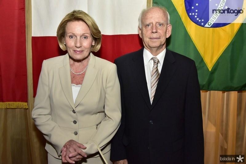 Ingrid e Dieter Gerding
