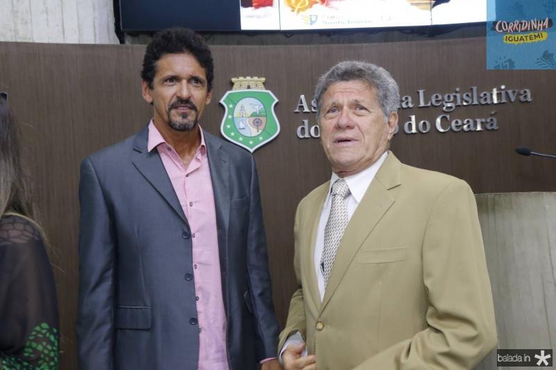 Roberto Lopes e Airton Fernandes 2