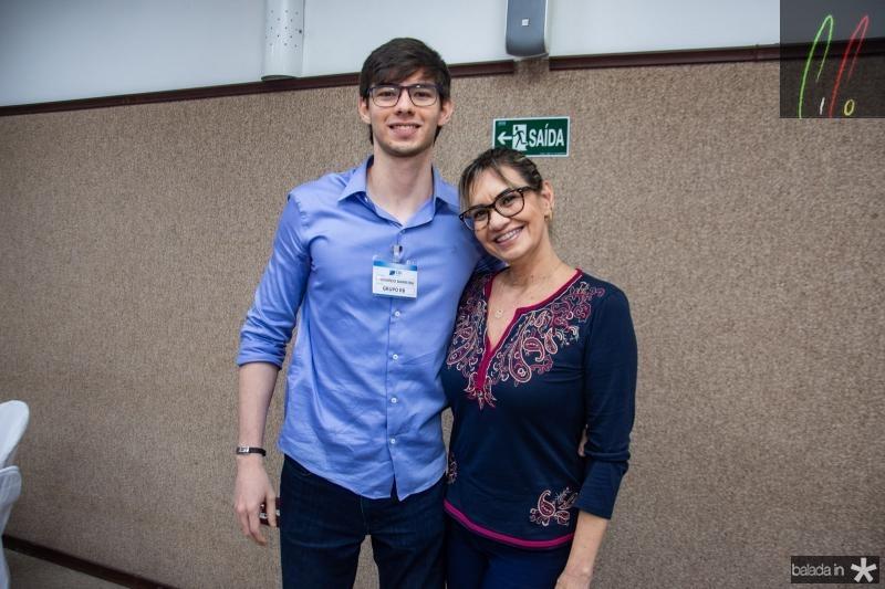 Leonardo Barreira e Patricia Barreira