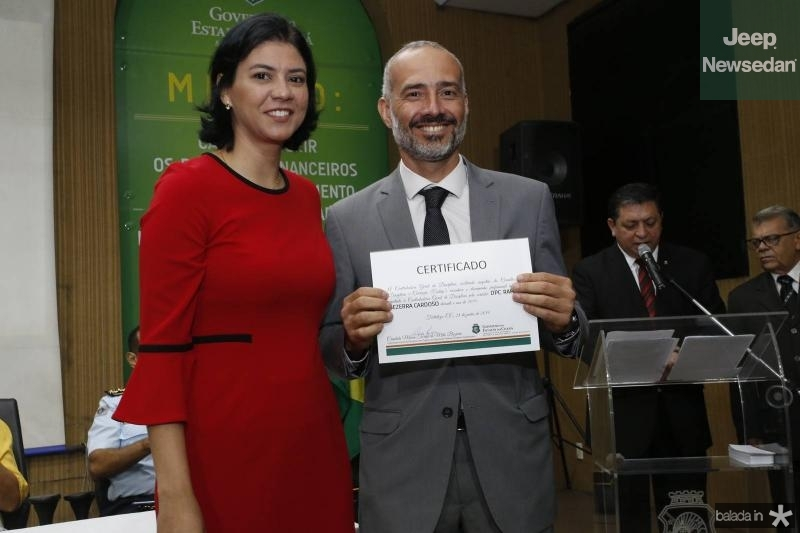 Reny Sales e Rafael Cardoso