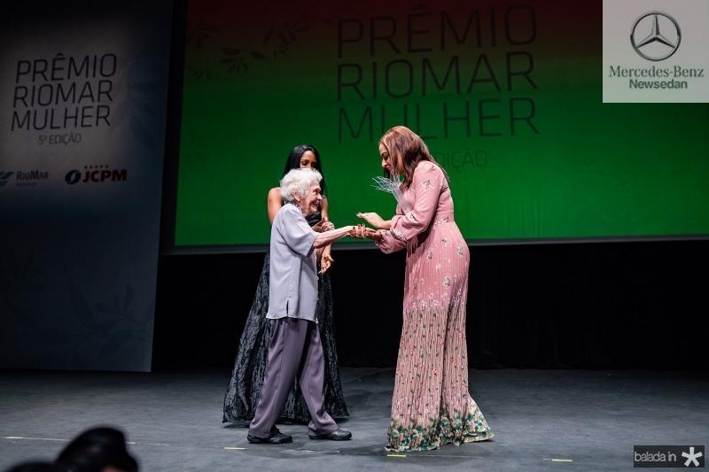 Adísia Sá e Michele Ribeiro