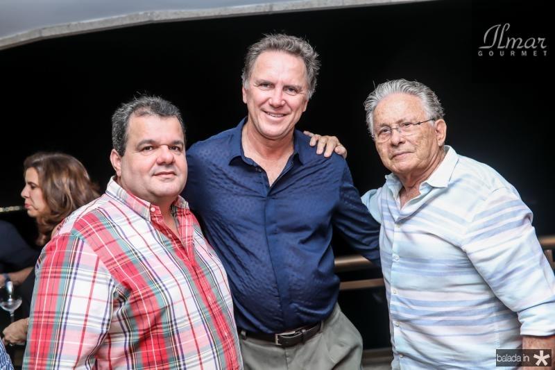Rene Freire, Jaab Toen e Ivan Bezerra