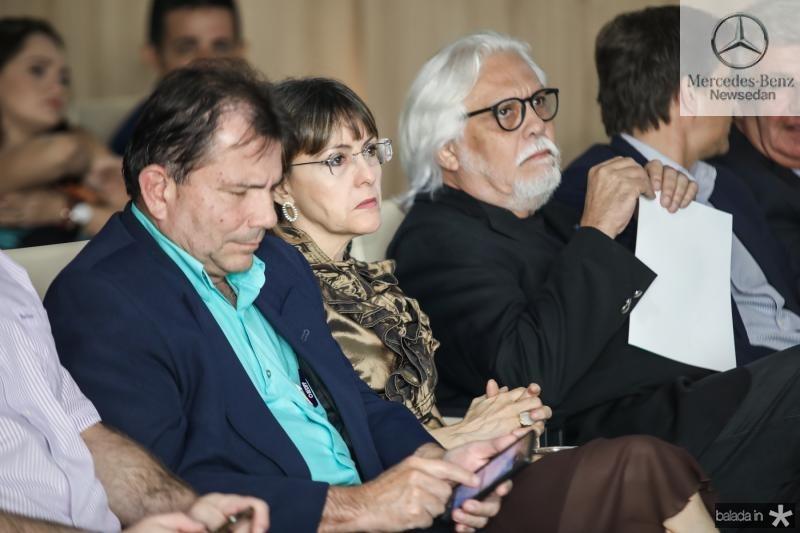 Fernando Castro Alves, Circe Jane e Joaquim Cartaxo