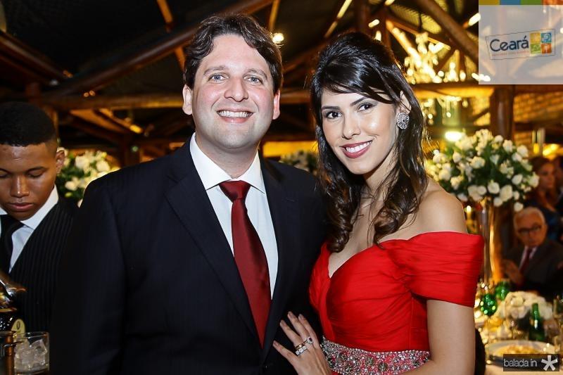 Daniel e Flavia Simoes