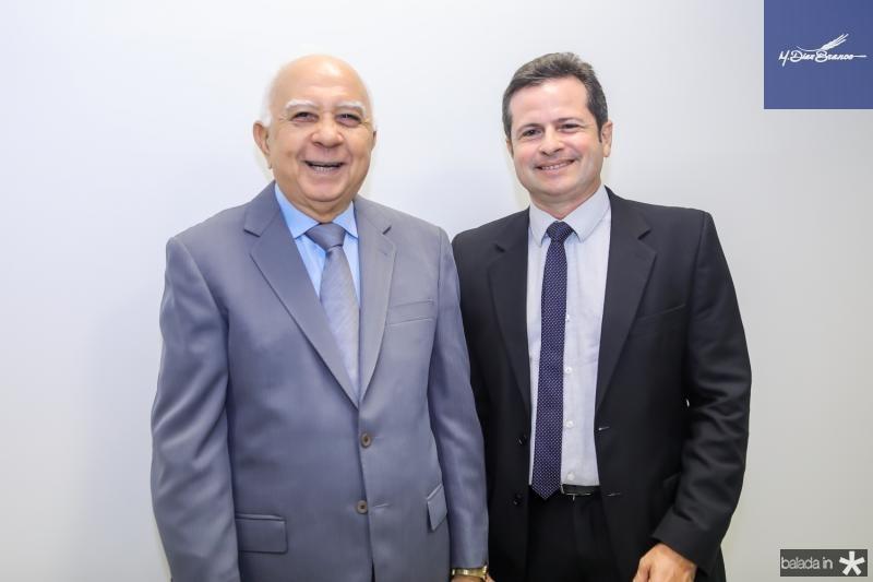 Edson Silva e Andre Borges