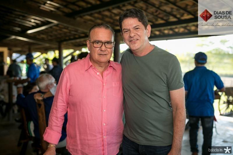 Chiquinho Feitosa e Cid Gomes