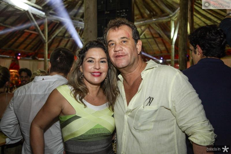 Debora e Ricardo Nibon