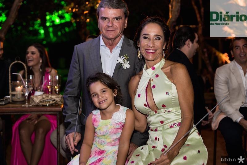 Antonio Jose, Beatriz e Beth Carvalho