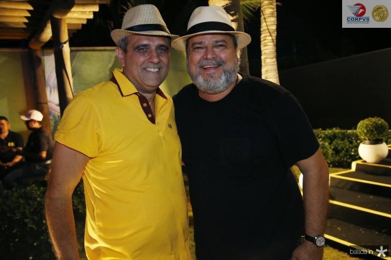 Andre Vercosa e Colombo Cialdini