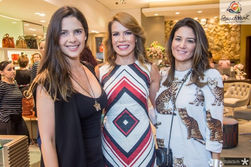 Joana Ramalho, Maira Silva e Aline Pinho