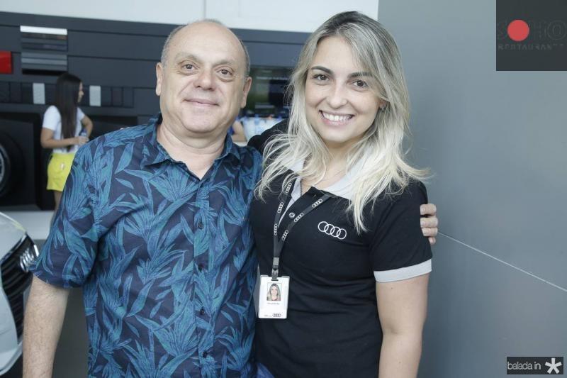 Aquiles Gomes e Fernanda Ary