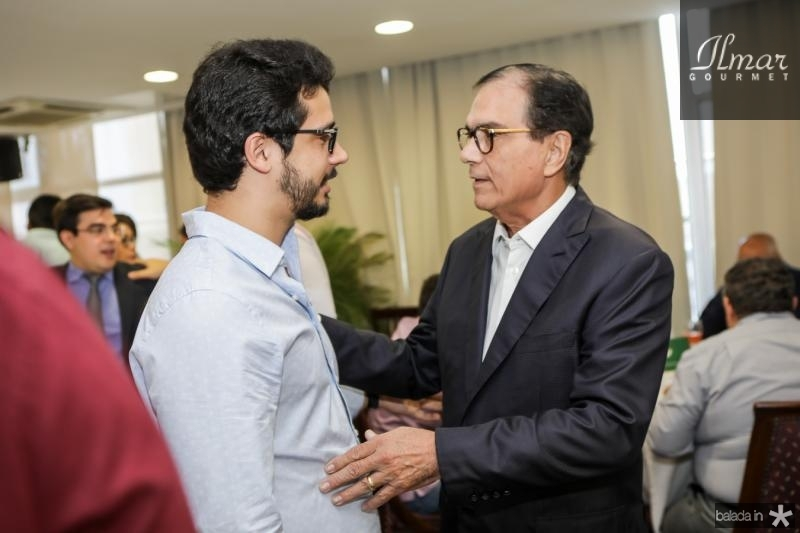 Rafael Fujita e Beto Studart