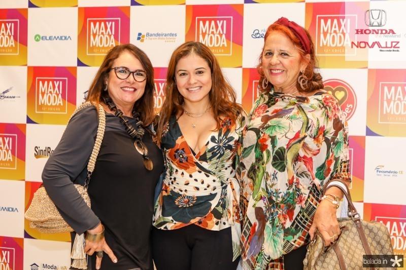 Luiza Costa Lima, Vivian Fermanian e Fatima Duarte