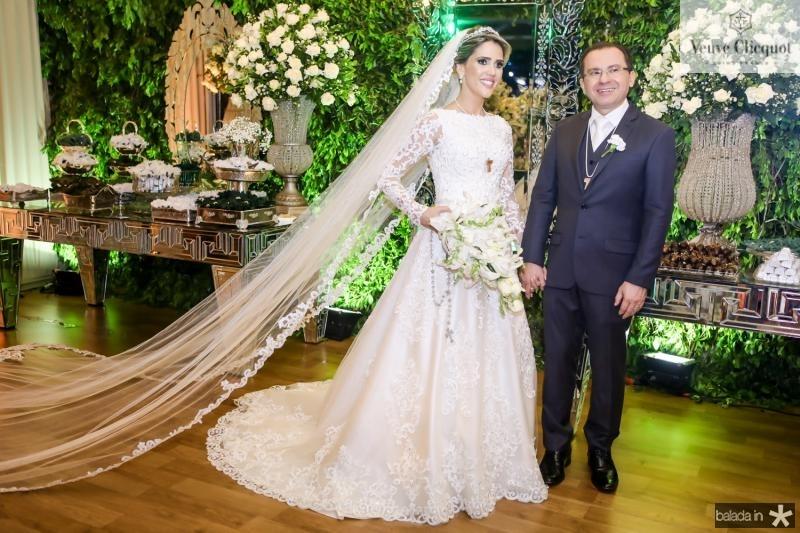 Luciana Perdigao e Carlos Matos