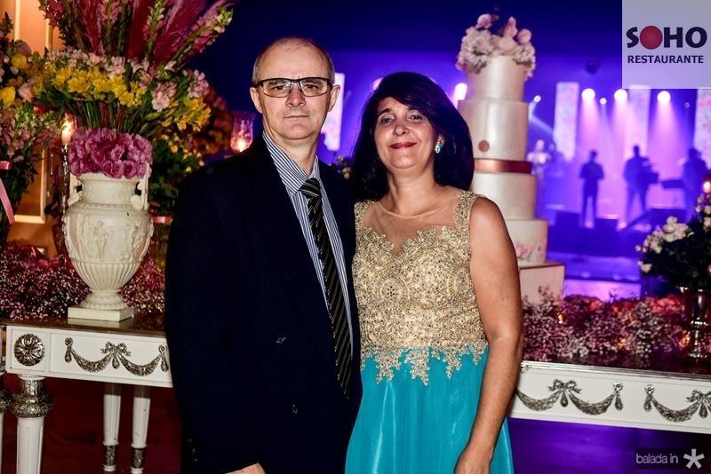 Francisco Jose Pontes e Raimunda Pontes