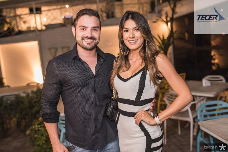 Felipe Arruda e Suiane Pereira