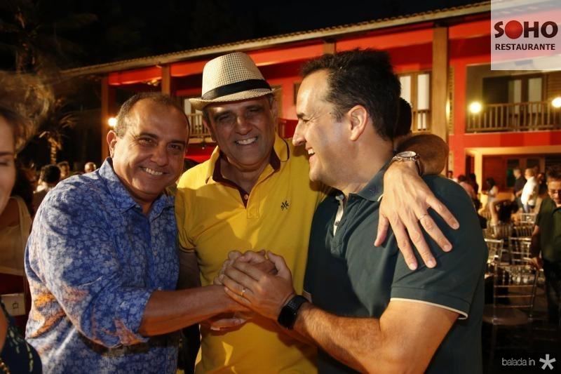William e Andre Vercosa e Emilio Guerra