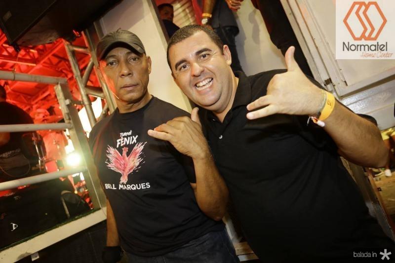 Hulk e Luciano