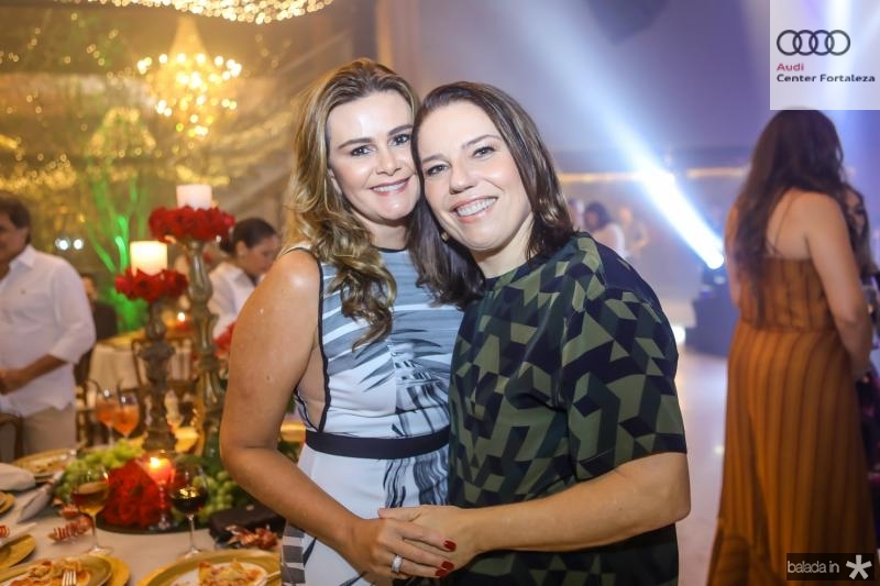 Ivana e Denise Bezerra