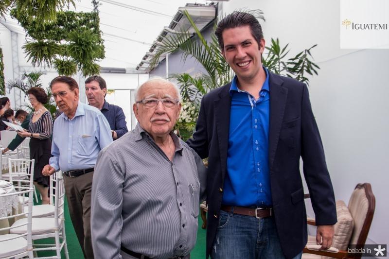 Ubiratan Aguiar e Joao Baltazar