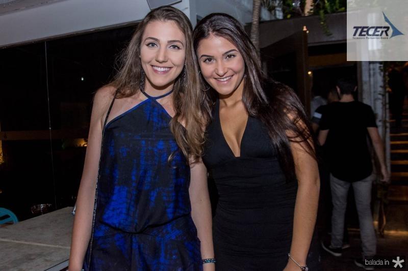 Luanda e Laura Mambro