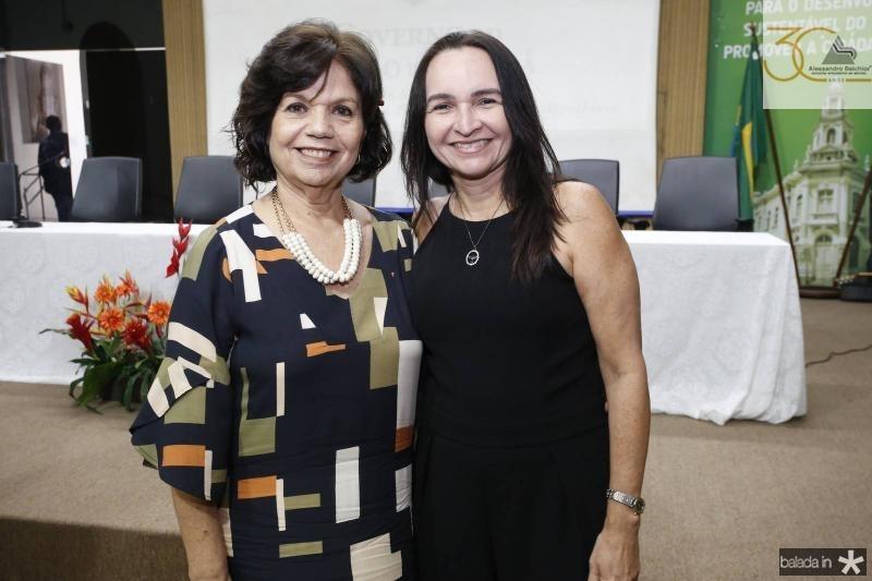 Candida Torres de Melo e Verbena Matos