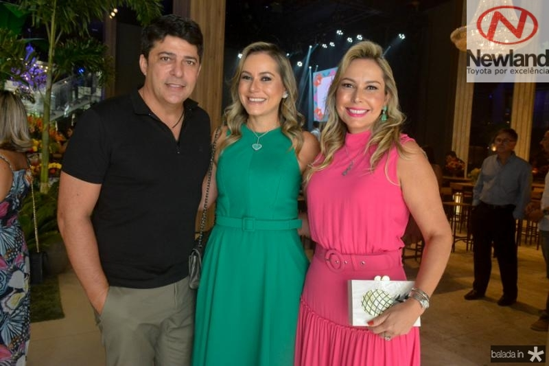 Marcelo Sombra, Talyzie e Talynie Mihaliuc