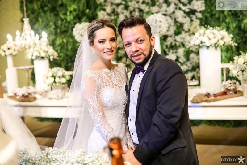 Larissa Peixoto e Roberto Alves