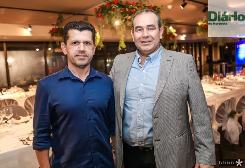 Erick Vasconcelos e Fabio Ambrosio