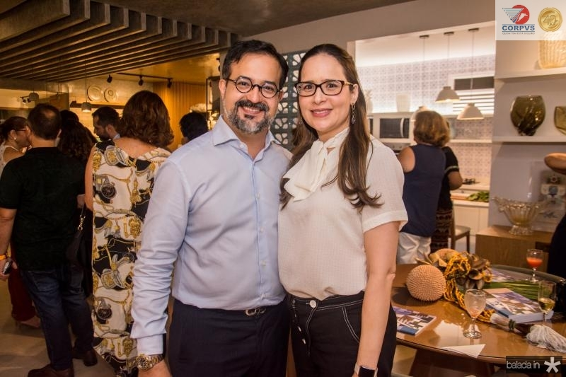 Marcio e Manoela Crisostomo