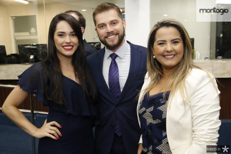 Carol Vasconcelos, Victor Pedroza e Raisa Ridia 2