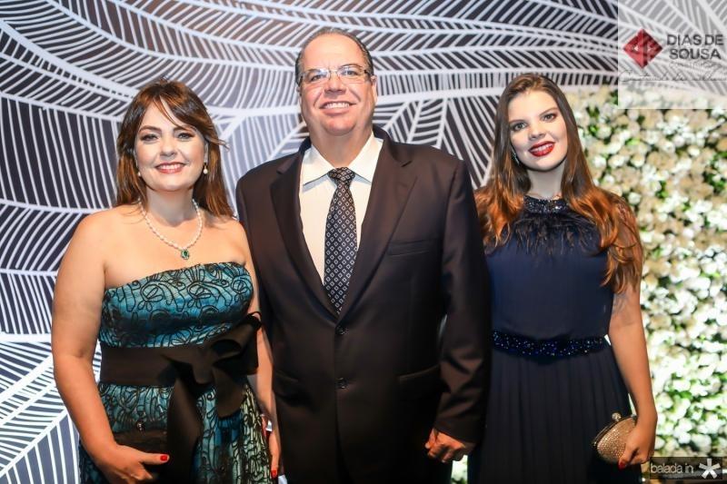 Erica, Jose Carlos e Erilan Giaro