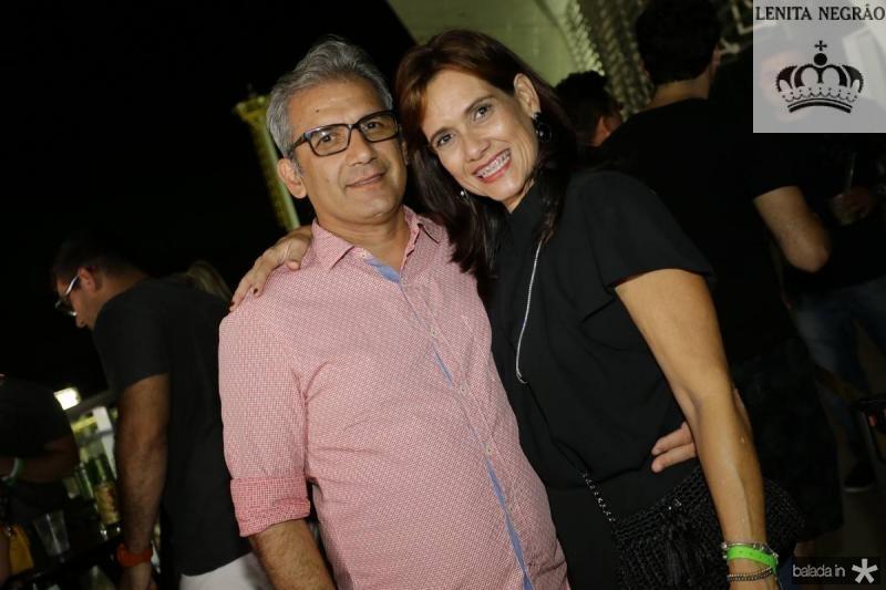 Ewerton e Cristiane Barros