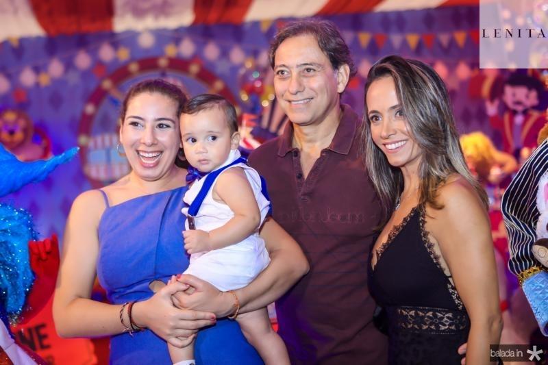 Parabens a Bento Santos Bezerra (