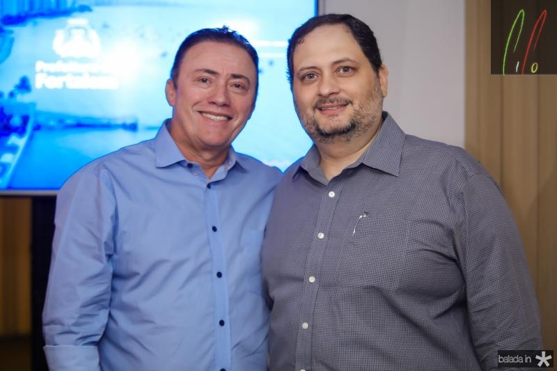 Darlan Leite e Reinaldo Salmito