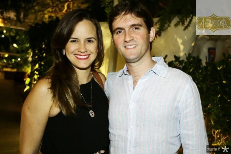 Ana Carolina e Roberto Costa Lima