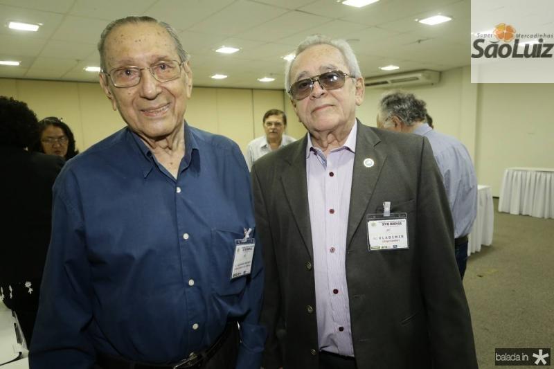 Gilmario Mourao e Vladimir Tavora