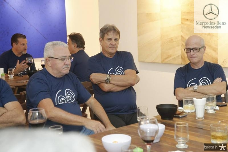 Alcimor Rocha, Eilson Studart e Vitor Ciasca 1