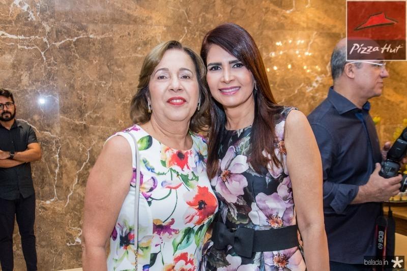Helana Pontes e Lorena Pouchain