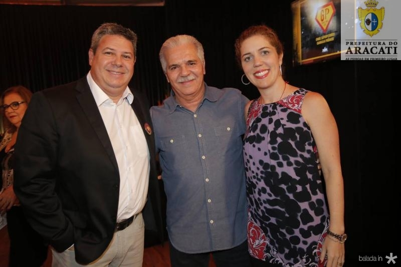 Bob Santos, Pio Rodrigues e Ticiana Queiroz 1.JPG