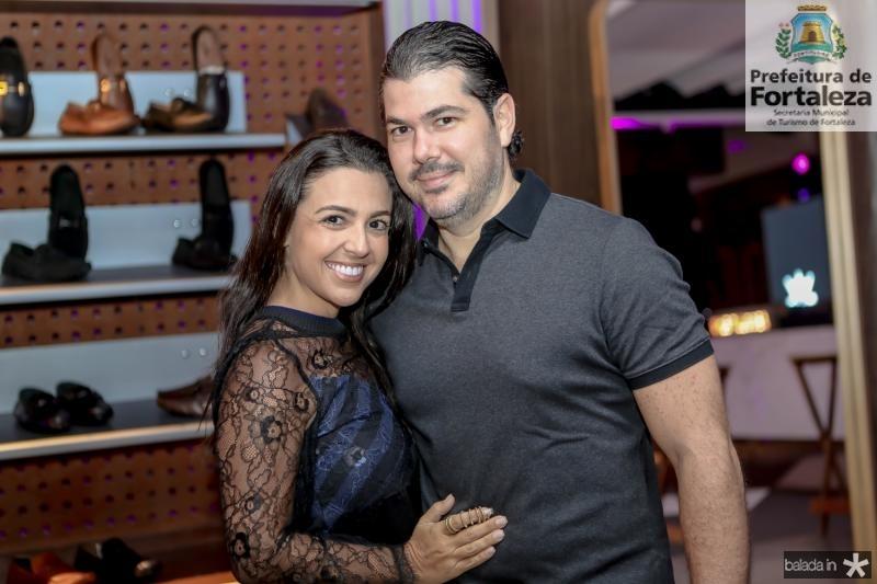 Manu e Armando Campos