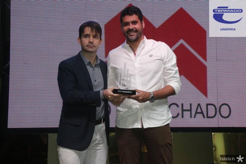 Rodrigo Guilhon e Felipe Capistrano Construtora Mota Machado