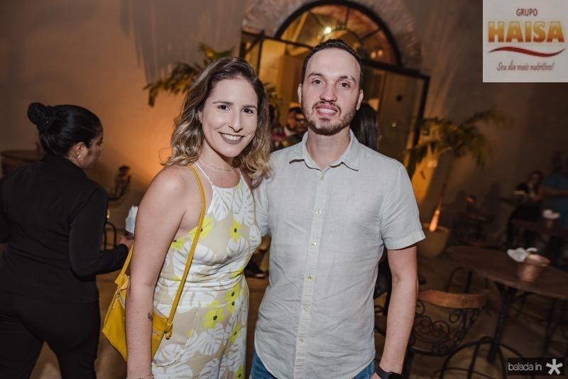 Livia e Emersson Oliveira