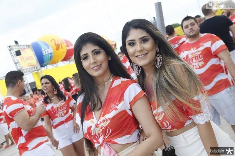 Jessica Rios e Talita Silveira