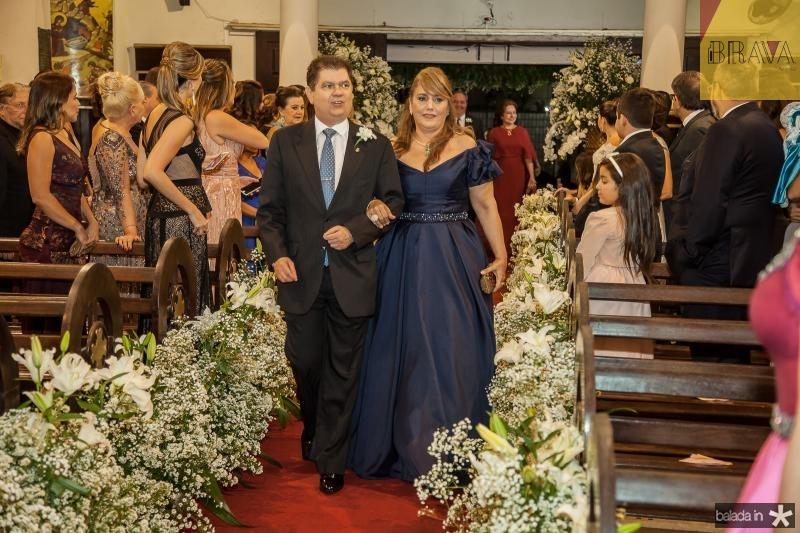 Mauro e Mariza Benevides