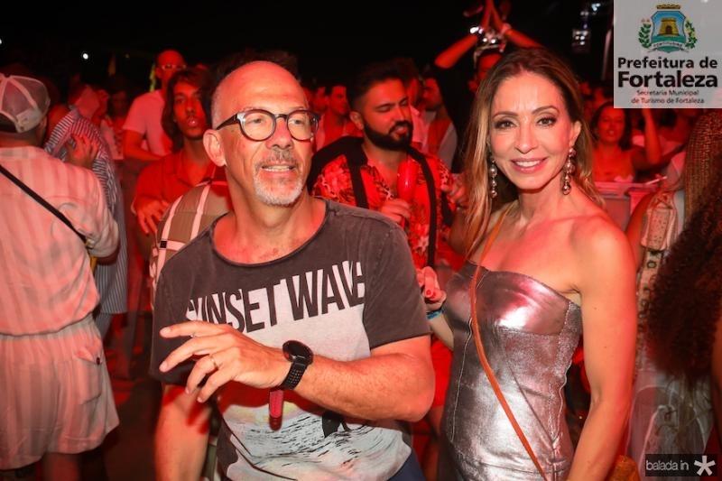 Gil Faiwichow e Fernanda Marques-2