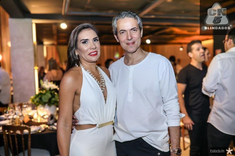 Annea e Leo Alcantara
