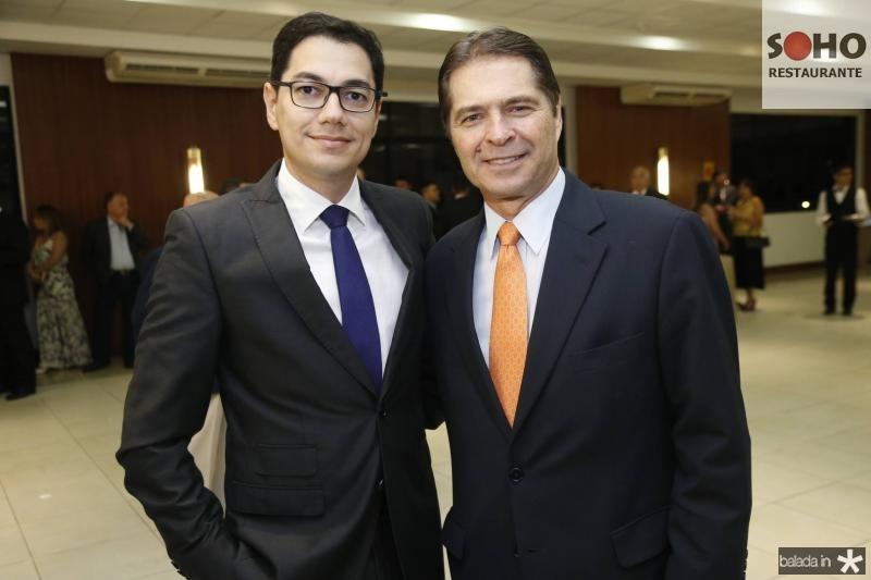 Erick Picanco e Alan Baldacci
