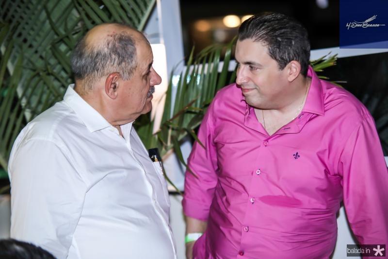Marcelo Teixeira e Rodrigo Pereira