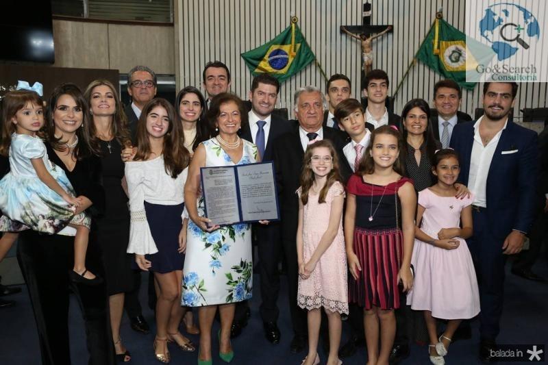 Paulo José e família